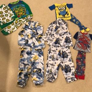 Other - 6 pairs boys pjs